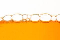 Oranje bellen Stock Foto