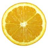 Oranje Dichte OMHOOGGAAND Stock Fotografie