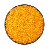 Oranje rijst Royalty-vrije Stock Afbeelding