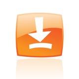 Oranje download royalty-vrije illustratie