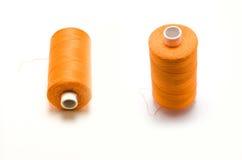 Oranje draad Stock Afbeeldingen