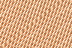 Oranje dun lijnen diagonaal geribbeld abstract patroon op witte het effect van het achtergrondvolumevolume ontwerp heldere lichte royalty-vrije stock afbeelding