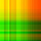 Oranje en groene controle Stock Foto