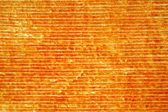 Oranje fluweel Royalty-vrije Stock Foto's