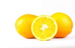 Oranje fruit Royalty-vrije Stock Foto's