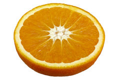 Oranje fruit Stock Afbeelding