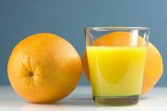 Oranje fruit Royalty-vrije Stock Afbeeldingen