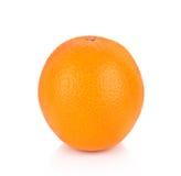 Oranje Fruit op Witte Achtergrond Royalty-vrije Stock Foto