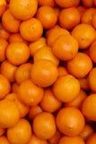 Oranje fruitachtergrond stock afbeeldingen