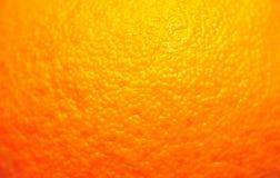 Oranje fruitclose-up Royalty-vrije Stock Afbeeldingen
