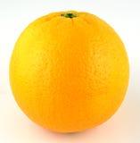 Oranje geïsoleerd fruit stock fotografie