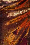 Oranje glanzende textuur stock foto