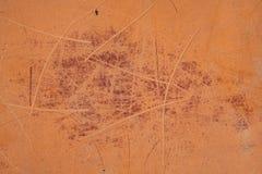 Oranje glasvezel royalty-vrije stock afbeelding