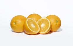 Oranje groep. Stock Afbeelding