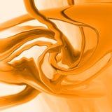 Oranje harmonie Royalty-vrije Stock Foto's