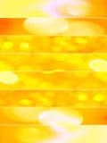 Oranje het fonkelen texturen Royalty-vrije Stock Foto's