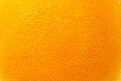 Oranje huidachtergrond Royalty-vrije Stock Foto's