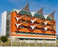 Oranje huis. Royalty-vrije Stock Afbeelding