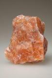 Oranje kalkspaat Royalty-vrije Stock Fotografie