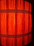 Oranje Licht Royalty-vrije Stock Afbeelding