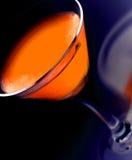Oranje Martini Royalty-vrije Stock Afbeelding