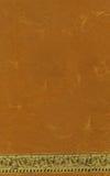 Oranje Met de hand gemaakt Document Royalty-vrije Stock Afbeeldingen