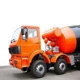 Oranje mixer Stock Foto's