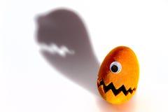 Oranje Monster - O Royalty-vrije Stock Foto's