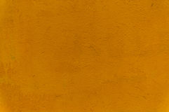 Oranje muur Stock Afbeeldingen