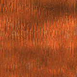 Oranje Naadloze Folie en Tileable-Achtergrondtextuur Stock Foto