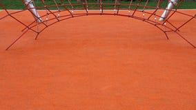 Oranje Netto Speelplaats royalty-vrije stock afbeelding
