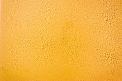Oranje Patroon van waterdaling Royalty-vrije Stock Foto