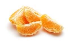 Oranje plakken Stock Foto's