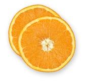 Oranje Plakken Royalty-vrije Stock Fotografie