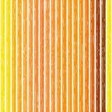 Oranje rode gele streep als achtergrond hete brandwond stock illustratie