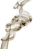 Oranje rook Royalty-vrije Stock Fotografie