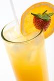 Oranje Saft Lizenzfreies Stockbild