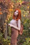 Oranje september stock foto's
