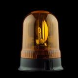 Oranje sirene Stock Afbeelding