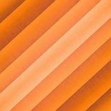 Oranje stof Stock Fotografie