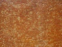 Oranje stof Stock Foto's
