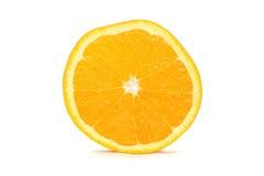 Oranje Stuk Royalty-vrije Stock Foto's