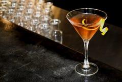 Oranje Tini Royalty-vrije Stock Foto