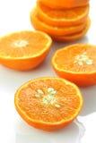 Oranje verfrissing Stock Foto's