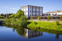 Free Oranje Village On A Sunny Day. Oranje, The Netherlands Stock Photography - 135868622