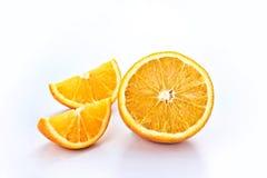 Oranje vruchten Royalty-vrije Stock Foto's