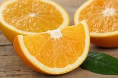 Oranje vruchten Stock Foto's