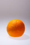 Oranje vruchten en Bespattend water Royalty-vrije Stock Fotografie