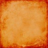 Oranje wijnoogst Stock Foto