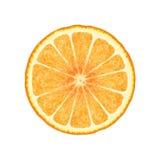 Oranje zon Royalty-vrije Stock Afbeelding